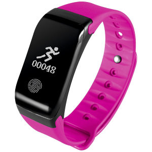 Smart Watch , Fitness OLED, pink