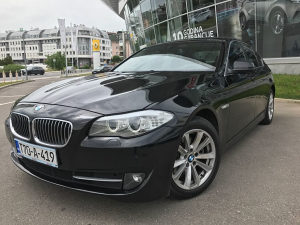 BMW F10 520d Business Ambient
