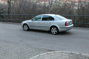 Skoda Superb 19 TDI