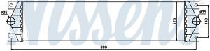 RENAULT MASTER -Hladnjak zraka (2004-2009)