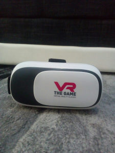 VR the game box