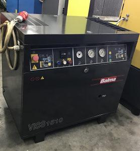 Vijcani kompresor 15 Kw