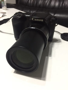 Fotoaparat Canon PowerShot SX410 IS