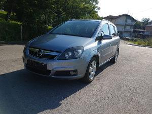 Opel zafira 1.9 88kw 136000km