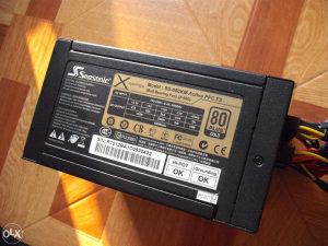 Napojna jedinica Seasonic X Series 660W Gold Modular