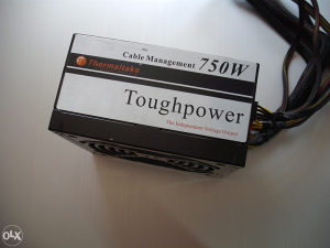 Thermaltake Toughpower 750W Modular