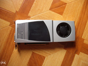 Nvidia Quadro FX 4800 1.5GB 384Bit