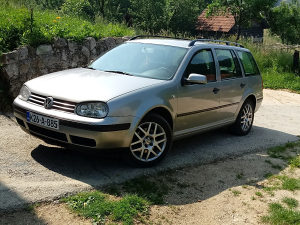 Golf 4 karavan 1.9.tdi.7r.kw.2002.god.tek reg.