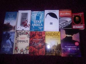 Knjige lot razne. Povoljno!