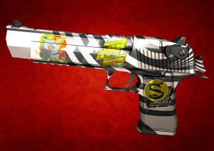 Deagle Hypnotic FN sa 60$ stickerim csgo cs:go cs go