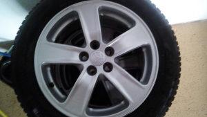 Alu feluge Toyota Avensis