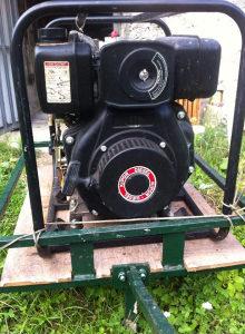Kipor pumpa za vodu