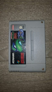 Turtles tournament fighters super nintendo