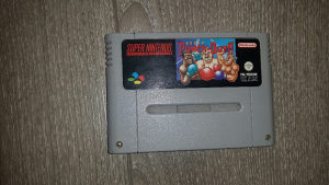 Super punch out snes igra