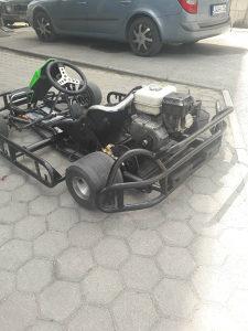 Karting honda gx 200