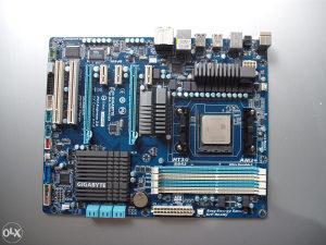 Gigabyte GA 970A-UD3//Athlon II X4 640 Mining