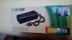Ac adapter za X Box 360 Slim (4)