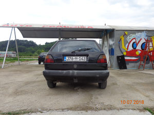 VW golf 2 dizel