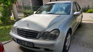 mercedes  c220, c200 cdi model 2002 god. registrovan