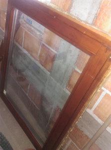 Drveni prozor FAGUS