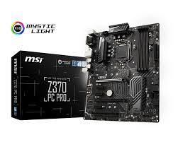 MSI Z370 PC PRO 1151