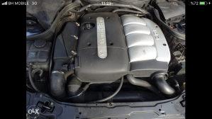 Mercedes motor 220,200 CDI u autu može da probate.