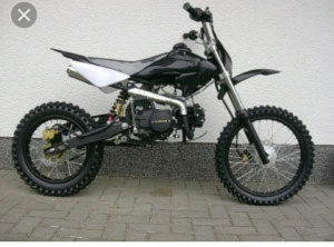 Trazim cross 125ccm