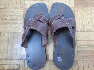 Muske kozne papuce br.44