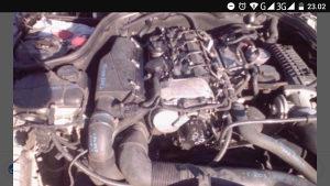 Motor 220 cdi za dijelove auto otpad Todoran