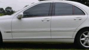 Mercedes pragovi c klasa 203