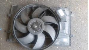 Ventilator hladnjaka mercedes w 203 cdi