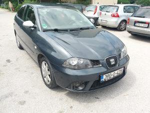 Seat Ibiza 1.9 tdi 74kw 2006g. Face Lift
