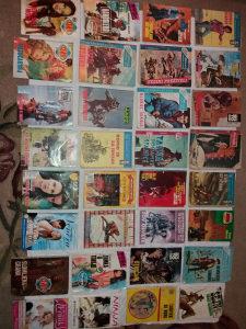 Prodajem stare stripove 124kom sve za 100km