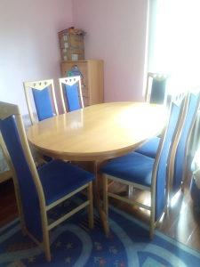 Sto i 6 stolica