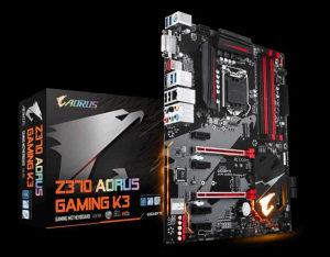GIGABYTE Z370 AORUS Gaming K3 1151