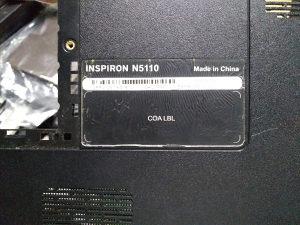 Dell inspirion N5110 dijelovi