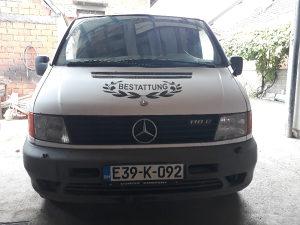 Pogrebno vozilo Mercedes-Benz Vito