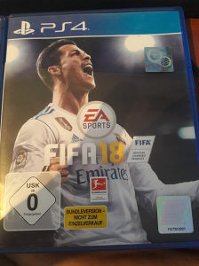 Playstation 4 igrica FIFA18
