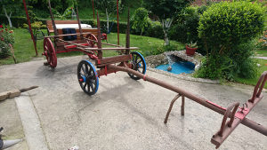Stara volovska kola