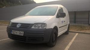 VW Caddy 2,0 SDI