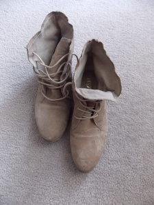 Mjus velur koža cipele
