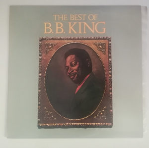 B.B. King ‎- The Best Of LP