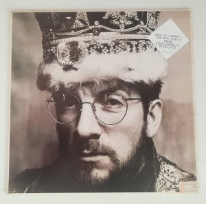 Elvis Costello and The Attractions - King Of America LP
