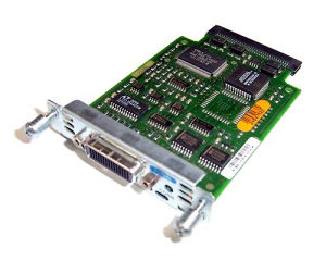 CISCO WIC-1T WAN Interface Card 800-01514-01 L0
