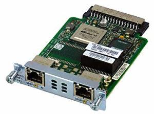 Cisco Third-Generation 2-Port T1/E1 800-34658-01 B0+