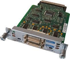 Cisco Interface 2 Port Serial Module Card 800-03181-02 B0