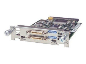Cisco Wic-2a/s 2-port 800-03182-03
