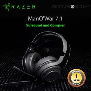 Slušalice Razer ManO War 7.1 Analog-Digital Gaming
