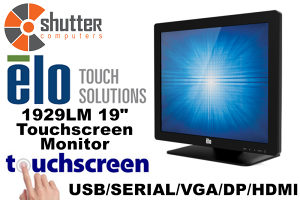 """Elo 1929LM 19"""" Touchscreen Monitor"""
