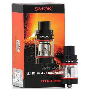Električna cigareta, SMOK TFV8 big baby beast + Coil Master 521 Tab